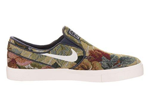 Nike SB  Stefan Janoski Grandmas Couch,  Herren Slipper Multi-Color/White/Ivory