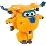 Super Wings - Donnie personaje transformable Super Wings (ColorBaby 75862)