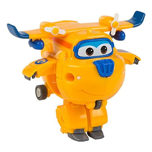 ColorBaby - Donnie personaje transformable Super Wings...