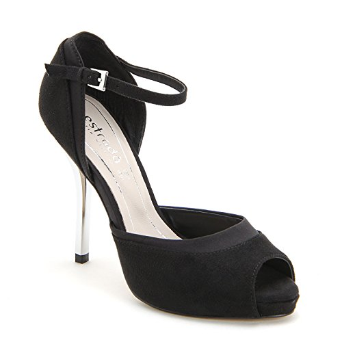 ESTRADÀ by Scarpe&Scarpe - Decolletè Donna Nero