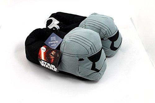 Sfiziosa-Zapatillas-de-estar-por-casa-de-Material-Sinttico-para-nio-gris-gris