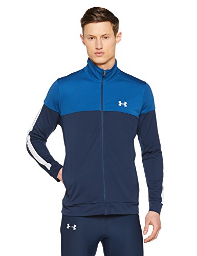 Under Armour Men's Sportstyle Pique Jacket Warm-up Top