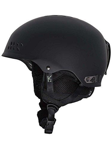 K2 Skis Herren Skihelm PHASE PRO black L/XL 10B4000.3.1.L/XL Snowboard Snowboardhelm Kopfschutz Protektor