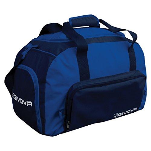 Givova abbigliamento sportivo borsa palestra azzurro-blu