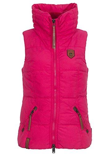 Damen Jacke Naketano Hasenbergl Flavour II Jacke, Größe L, Farbe Raspberry