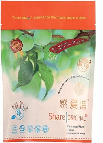 Share Original fermentierte Pflaume 7 Stück - Starterpaket -