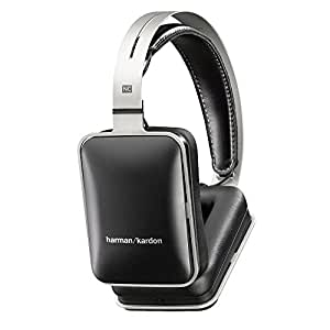 Harman/Kardon NC Premium Noise-Cancelling Over-Ear Headphones with In-Line Remote and Mic - Silver/Black