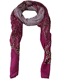 Damen Schal gemustert