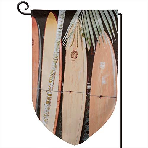 Lilyo-ltd Lets Surf II Garten-Flagge, 31,8 x 45,7 cm, doppelseitig, Polyester (Surf Ii)