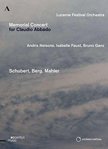 Memorial Concert For Claudio Abbado (Gedenkkonzert für Claudio Abbado)