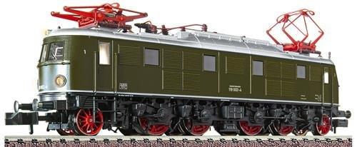 N FL E-Lok 119 002-4 grün, DB