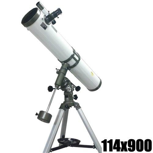 DYNASUN - TELESCOPIO PROFESIONAL (114 X 900 MM)