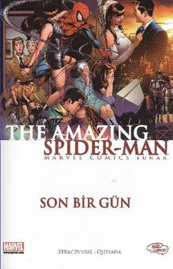 The Amazing Spider-Man Son Bir Gün: The Amazing Spider-Man Sayi 6