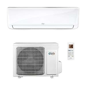ARGO Ecowall 9 Climatizzatore Fisso, DC Inverter, Senza WiFi, Bianco, 9000 BTU/h