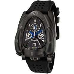 Rougois Black Shadow Rocket Watch