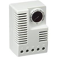 Stego 01131.0–00Modell ETR 011Thermostat Elektronisch,-20bis + 60°C Temperatur-Regulierung, 64.5mm Höhe x Breite 42mm x 38mm Länge, 230VAC, 50/60Hz
