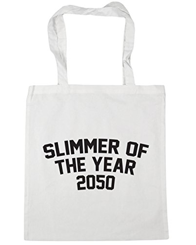 hippowarehouse-slimmer-of-the-year-2050-tote-shopping-gym-beach-bag-42cm-x38cm-10-litres