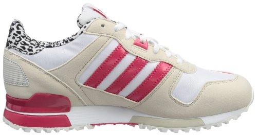 Adidas ZX 700 W Bliss Blaze Pink Multicolore (Mehrfarbig (BLISS/BLAPNK))