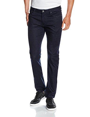 Armani Jeans–Pantalón para hombre Azul azul
