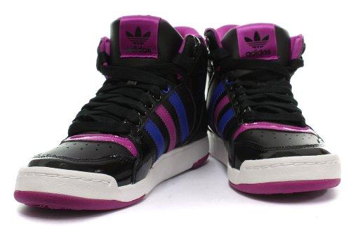 adidas Originals Midiru Court Mid 20 W, Baskets mode femme