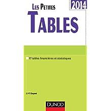 Les petites Tables 2014- 17 tables financières et statistiques