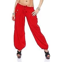 malito Mujer Bombacho en muchos colores y patrones Pantalón Yoga S3417
