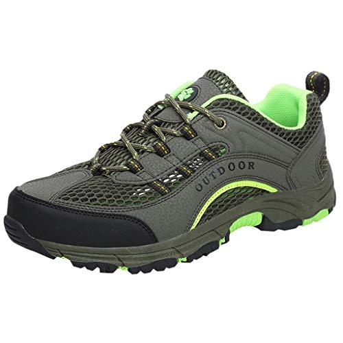 TUDUZ Damen String Sandalen Unisex-Erwachsene Espadrilles Herren Laufschuhe Schnürhalbschuhe Slipper Sneaker Outdoorschuhe Stiefel