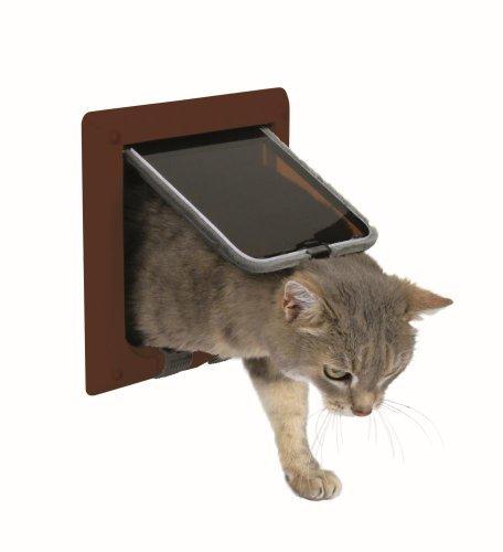 Puerta gatos TRIXIE Gatera puertas 4 posiciones