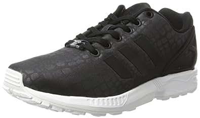 adidas Damen Zx Flux Sneaker Schwarz core Black/Footwear White, 36 EU