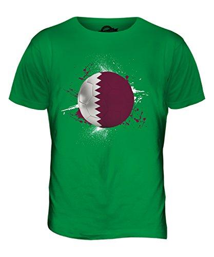 CandyMix Katar Fußball Herren T Shirt Grün