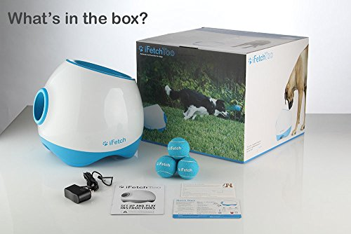 iFetch Too Automatic Ball Launcher for Larger Dogs 3