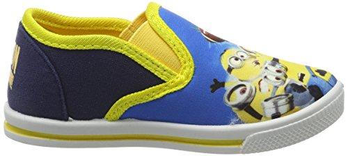 MINIONS Jungen De002453 Pantoffeln LIGHT BROWN/DARK BLUE
