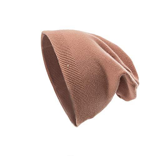 JMETRIC Damen Strickmütze|Beanie Hat |Hip Hop Mütze|Modemütze|Herbst Winter-mütze|Ohrenschützer Strickmütze
