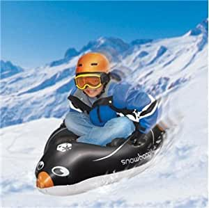 Snow Boogie Inflatable Sledges (Penguin)