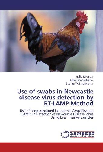 Use of swabs in Newcastle disease virus detection by RT-LAMP Method por Halid Kirunda