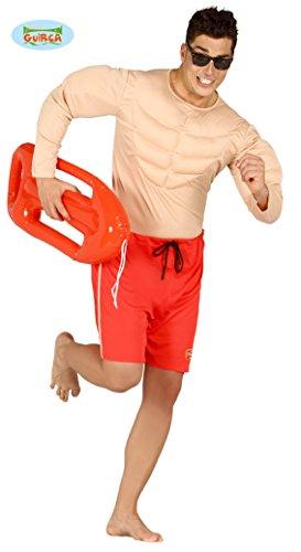 Kostüm Rettungsschwimmer Boje (muskulöser Rettungsschwimmer Gr. M/L,)