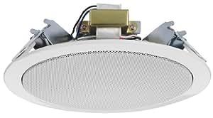 Monacor EDL-605 PA Haut-parleur de plafond