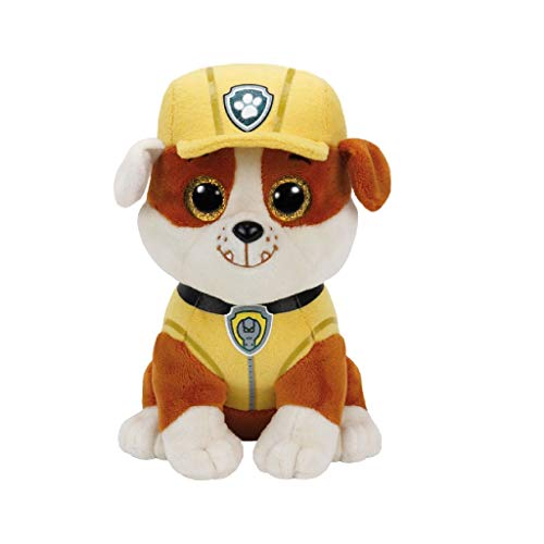 TY-PAW PATROL-RUBBLE 15 C M