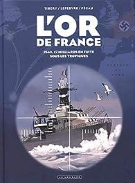 L'or de France - tome 0 - Intégrale Or de France par Denis Lefebvre