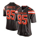 Nike NFL Cleveland Browns Home Game Jersey - Myles Garrett Large