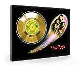 Deep Purple Fireball Framed Goldene Schallplatte Display Vinyl (C1)