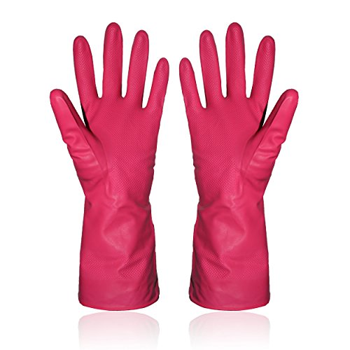 Comway Latex gloves Kitchen glov...