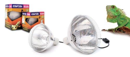 Ardacia ART75X Reflektor- Klemmleuchte Lampe, 14 cm