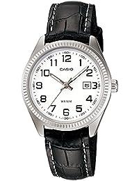 CASIO 19878 LTP-1302L-7BV - Reloj Señora cuarzo correa de piel dial blanco
