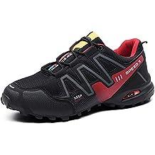 GNEDIAE Hombre KR-3-4 Caña Baja Zapatillas de Running para Hombre Correr en