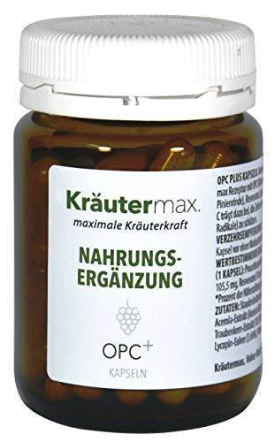 OPC Kapseln - Vegan - hochdosiert - 60 Kapseln - Nahrungsergänzungsmittel für 60 Tage