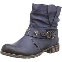 7ab837c3218929 Suchergebnis auf Amazon.de für  rieker Stiefeletten blau