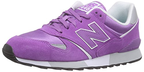 New Balance U446V1, Baskets Basses Homme Violet (Purple)
