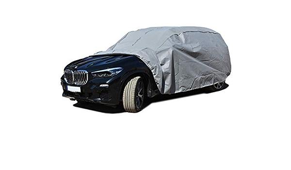 Abdeckplane Autoabdeckung Frostschutz Schneeschutz Wasserdicht Mobile Xl Suv Kompatibel Mit Vw Tiguan Allspace Ab 2016 Universal Auto