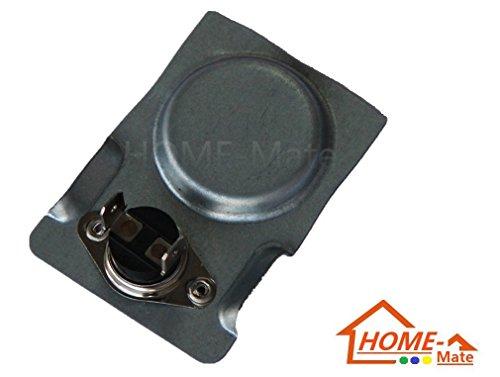 Hongso interruptor magnético de temperatura, termostato magnético, ideal para chimenea con ventilador...